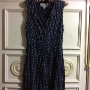 Jack Wills size Small Navy dots preowned